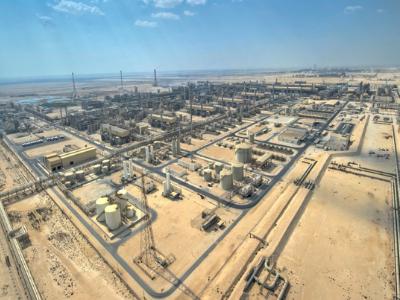 Qatargas LNG Trains